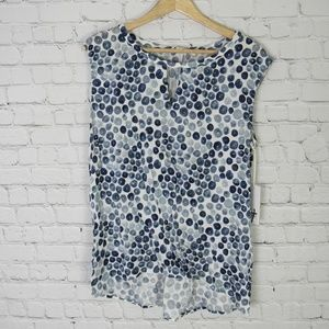Nordstrom Collection Blouse Shirt Top Womens Small
